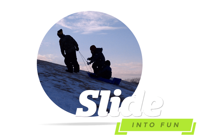 slideshow-sledding