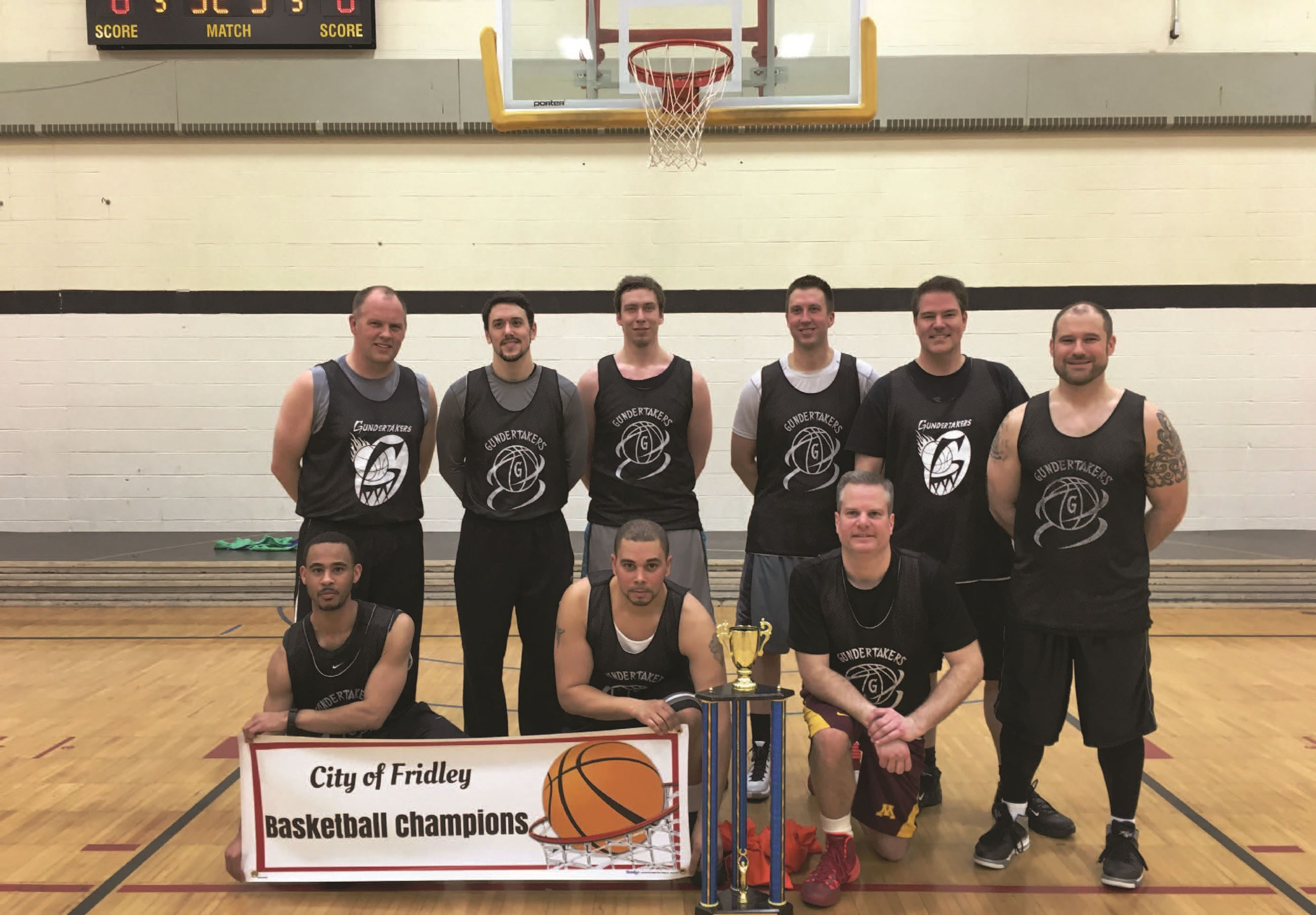 2016 BASKETBALL CHAMPS
