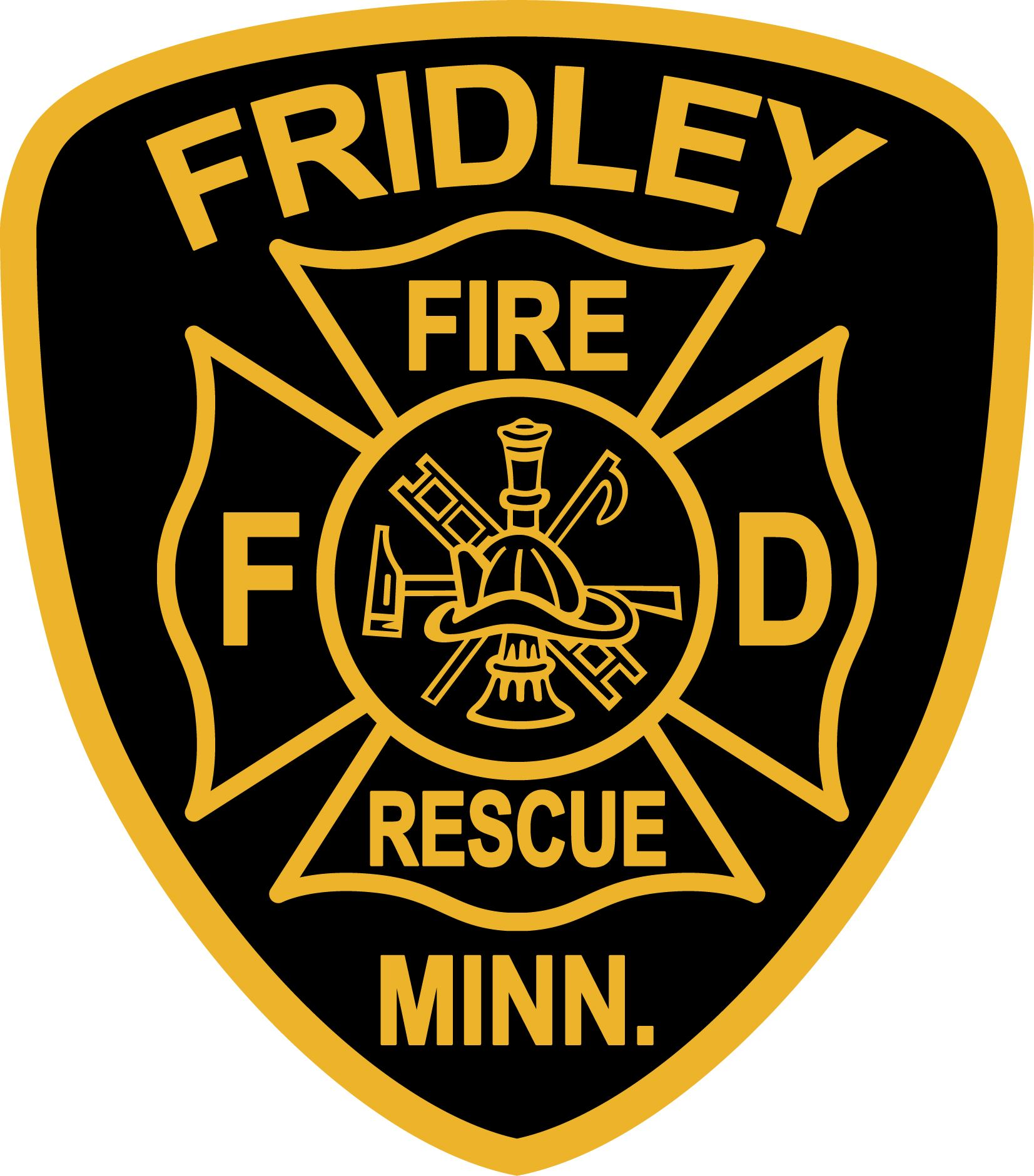 Fridley Fire Logo Small