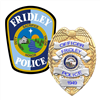 Fridley Police badge and patch