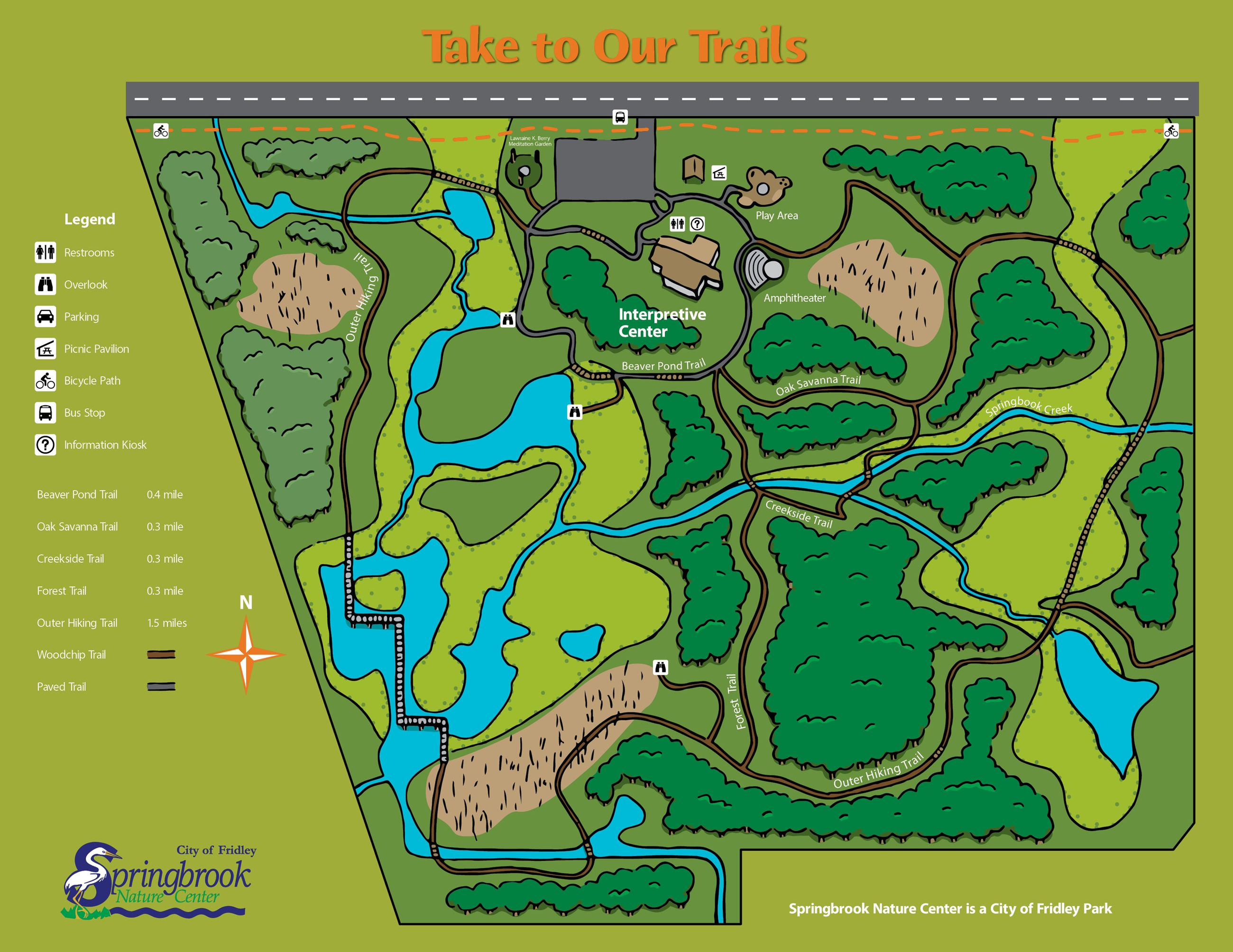 Color Trail map handout300