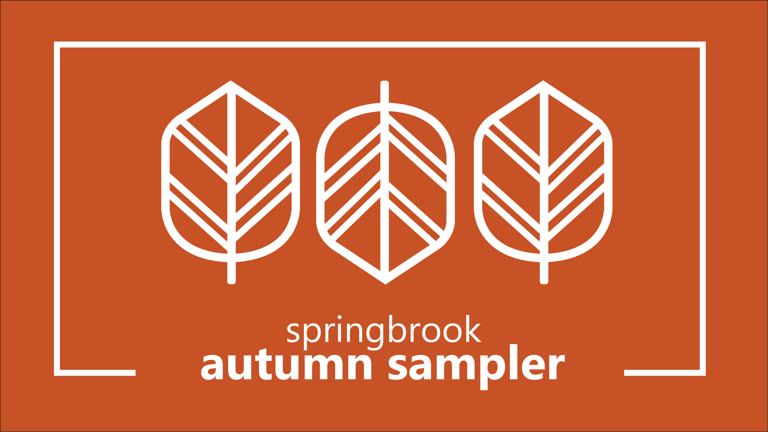 Autumn Sampler logo